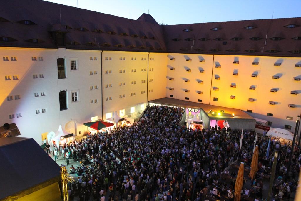 Freiberger Sommernächte 03 openair-Kino
