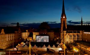 Filmnächte auf dem Theaterplatz Chemnitz