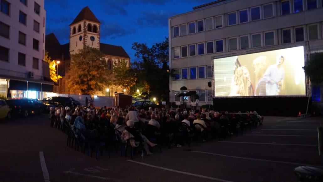 Openair-Kino Pforzheim